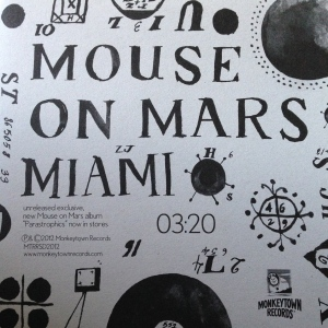 Mouse on Mars/Prefuse 73 - Monkeytown Records